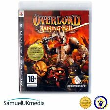Overlord: Raising Hell (PS3) **GREAT CONDITION!!**