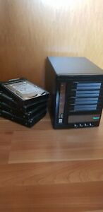 NAS Thecus N4100 Pro + 4x 1500GB HDD