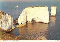 BR82598 swanage old harry rocks uk
