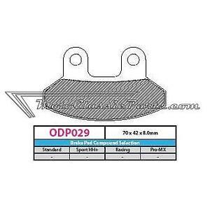 Brake Pads / Pastillas de freno DPBrake ODP029
