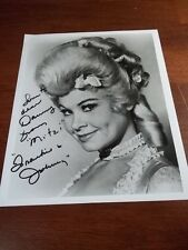 "SUE ANE LANGDON Hand Signed AUTOGRAPHED 8X10 Photo ""MITZI"" FRANKIE & JOHNNY"