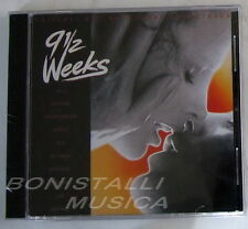 9 1/2 WEEKS - SOUNDTRACK O.S.T. - CD Sigillato