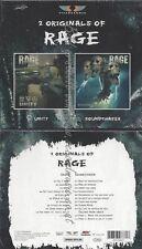 CD--SOUNDCHASER| DOPPEL-CD/ RAGE--UNITY