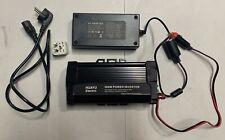 Voltage & Frequency Converter from 120V 60Hz to 220V 50Hz Max 300 Watt