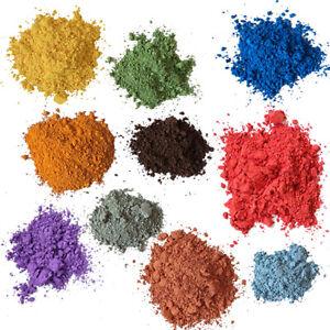 #UK *** LOT *** CERAMIC PIGMENTS Stains Underglaze Colors Colours Paint Pottery
