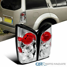 For Nissan 05-12 Pathfinder Clear Lens Tail Lights Brake Rear Lamps Left+Right
