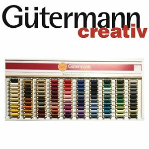 Gutermann 100% Natural Cotton Thread 100m for both Hand and Machine Sewing