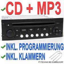 NEU MP3 Citroen C2 C3 C4 C8 Jumper CD Radio Autoradio Spieler Player Stereo RD4