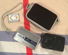 Sony Cyber-shot DSC-T99 14.1 MP Digital Camera - Silver