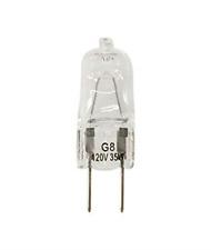 Vstar G8 120V 35W Halogen Light Bulbs(10 Pcs) 35.0 Watts