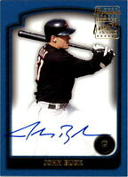 2003 Bowman Signs of the Future #JB John Buck Auto - NM-MT