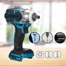 18V Rechargeable Cordless Electric Impact Wrench Rattle Nut Gun without battery
