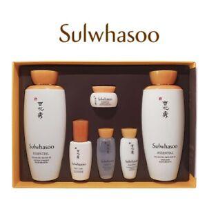 Sulwhasoo Essential Balancing Set  Water/ Essential/ +4 GIFT KOREA COSMETIC