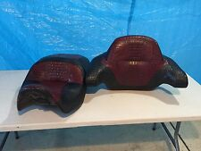 2014-17 Harley Davidson Electra Glide Ultra Replacement Seat and Tourpak Cover
