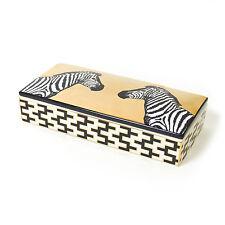 Jonathan Adler - Animalia Trinket Box - Zebra