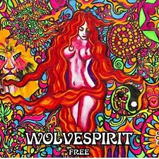 Wolvespirit-FREE-LIMITED EDITION CD NUOVO
