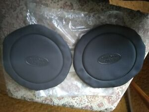 Land Rover Defender Spot Lamp Driving Light Pair Covers Genuine STC50097