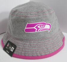 cd13301de88 Seahawks Seattle Kids Toddler Hat Cap Bucket New Era Girls New  prt