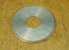 Diamant-Trennscheibe Schleifscheibe - WINTER - 135 x 1,2 Werkzeugschleifmaschine
