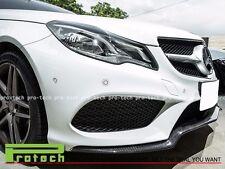 JPM Style Carbon Fiber Front Bumper Cover For 14-15 W207 E250 E350 E550 w/ AMG