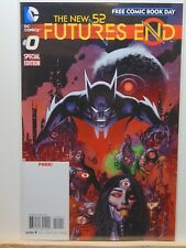 Futures End #0 Free Comic Book Day D.C. Universe Comics Cb4596