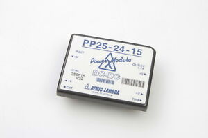 NEMIC -LAMBDA PP25-24-15 Isolated DC/DC Converter