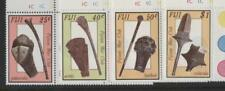 Fiji STAMPS 1986 WAR CLUBS  UNMOUNTED  MINT SG 747/50