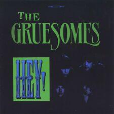 THE GRUESOMES - HEY! - CD ss Canada Bonus Songs GARAGE PUNK PSYCH ROCK L@@K