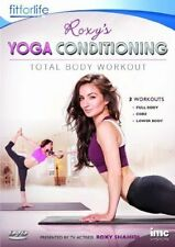 ROXY'S YOGA CONDITIONING: TOTAL BODY WORKOUT NEW REGION 2 DVD
