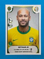 Figurine Panini Copa America 2021 BRA22 Neymar Jr. BRASIL