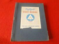 Vintage Preflight Study Manual For Civil Air Patrol Cadets
