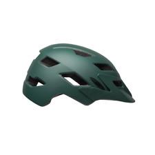Bell Sidetrack Child Unisex 47-54cm Matte Dark Green & Orange Bike Safety Helmet