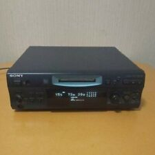 SONY MDS-S39 Minidisc Player/ Recorder Tested working good