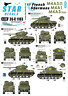 Star Decals 1/35 Français Shermans #2 #35-C1103