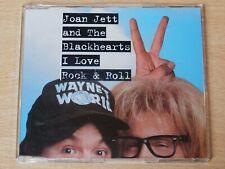 Joan Jett & The Blackhearts/I love Rock & Roll/1994 CD Single