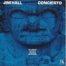 "JIM HALL ""CONCIERTO"" CD 9 TRACKS NEW"