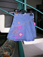 jupe Jeans Bleu Taille 2Ans Marque Barbie Fille occasion