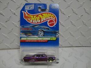 1999 Hot Wheels Treasure Hunt #934 Purple '59 Impala