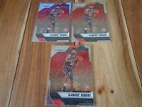 2016-17 PANINI PRIZM Deandre' Bembry RC ( Lot of 3) card no. 77