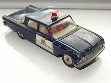 (B) dinky FORD FAIRLANE RCMP POLICE CAR - 264