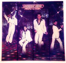 70s John Travolta Saturday Night Fever grease Bee Gees Gibb VTG t-shirt iron-on