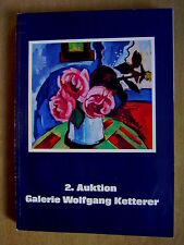 """Galleria Wolfgang Ketterer-asta 2. (arte moderna) del 20. - 21. maggio 1969"""