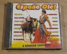 CD ESPANA OLE A Spanish Souvenir  GP 42020 Made in Germany