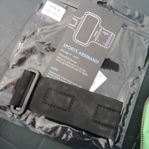 SPORTS ARMBAND EXTENSION STRAP IPHONE SAMSUNG 255MM X 45MM