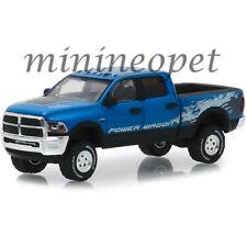 GREENLIGHT 29983 2016 DODGE RAM 2500 POWER WAGON PICK UP TRUCK 1/64 BLUE