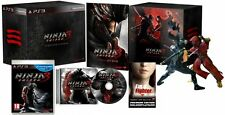 NINJA GAIDEN 3 COLLECTORS EDITION GIOCO NUOVO PER PS3 IN VERSIONE UK PS3021209