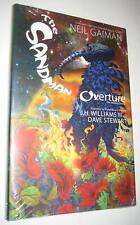 Sandman Overture Deluxe Edition HC Neil Gaiman Vertigo 1st pr/Shrkwrp J.H. Willi