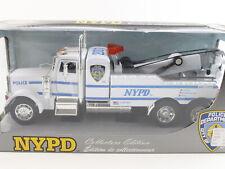 Jada Toys Nypd Peterbilt Tow Truck 1/32 Die Cast Vehicle