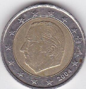 2 EUROBELGIQUE 2004 -Profil du Roi Albert II-