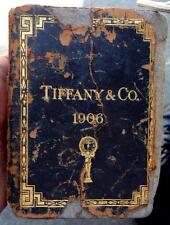 VINTAGE 1906 TIFFANY & CO. BLUE BOOK CATALOG